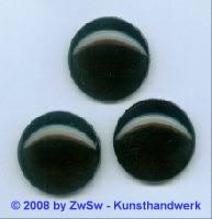 Muggel, 1 Stück, (schwarz), Ø 30mm