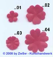 Wachsblumenblatt