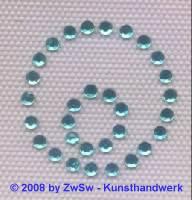 Bügelmotiv 2 Kreise