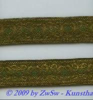 50 cm alte Goldborte, breit 2,7 cm