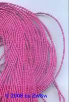 1,4er Bouillion in rosa, ca.1,5m