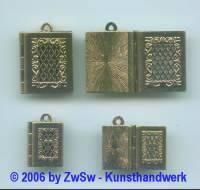 Mini-Buch (Reliquienkapsel) klein