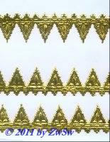 Zackenborte 2,7 cm breit