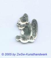 Strassstein 1 Stück, 17mm x 13mm (kristall)