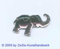 Strasssteine Elefanten (amethyst)