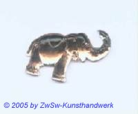 Strasssteine Elefanten (rosè)