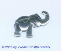 Strasssteine Elefanten (blau)