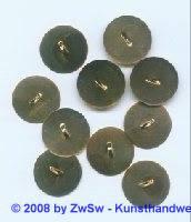 Knopf rund ohne Besatz, Ø 18mm, 1 Stück