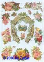 Glanzbild Hufeisen