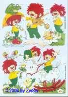 Glanzbild Pumuckl