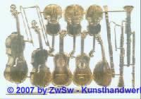1 Bogen Streichinstrumente