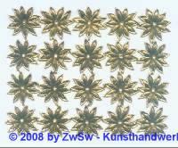 Blume/Stern/ Strahlenkranz 2,5 cm