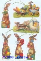 Geschenkanhänger Ostern