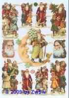 Weihnachtsmann ohne Glimmer