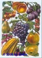 Früchte ohne Glimmer