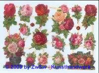 Rosen ohne Glimmer