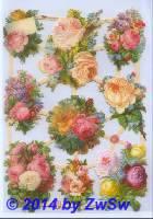 Blumenbouquets ohne Glimmer