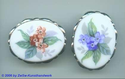 Pinnadel Bilderstein Blumenmotiv1