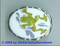 Pinnadel Frosch