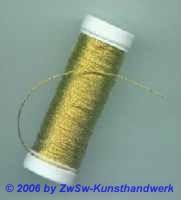 Cordiertes Gespinnst, � 0,65mm