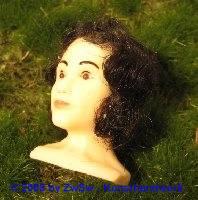 Krippenfigurenkopf, Größe 3