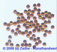 Strass/HOT FIX, orange, 1 Stück SS 6 (2mm)