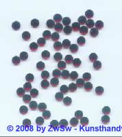 Strass/HOT FIX, granat, 1 Stück SS16 (4mm)