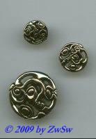Metallknopf, Ø 12mm