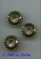 Metalloptikknopf, Ø 20mm