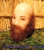 Krippenfigurenkopf, Größe 5