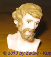 Krippenfigurenkopf, Größe 7