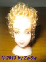 Krippenfigurenkopf, Größe 8