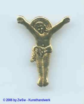 Christus 2,7 x 2,1 cm 1 Stück