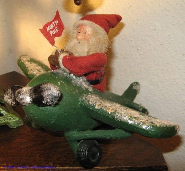 Fliegender Nikolaus