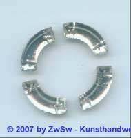 Strassstein - Kreissegment, ca. Ø 30mm 1 Stück