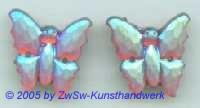 1 Strassstein Schmetterling AB (Rotton)