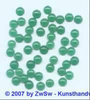 1 Muggelstein Jade ca. Ø 4,5mm
