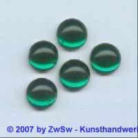 Muggel-Steine 1 Stück, Ø 16mm  (russischgrün)