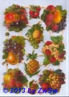 Süsse Früchte ohne Glimmer