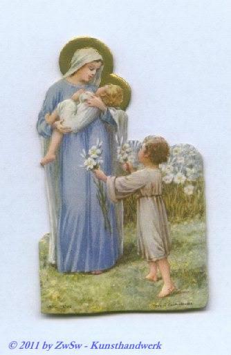 Nazarener mit Kind