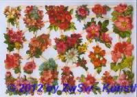Sommerblumen ohne Glimmer