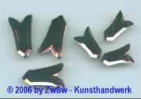 1 Pfeil in amethyst  20 x 11 mm