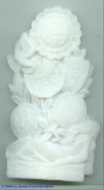 Stammbaum Christi, ca. 6,5cm x 12cm