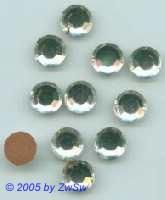 Strassstein 1 Stück, Ø 11mm  (kristall)