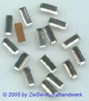 1 Strass/Stäbchenform  (kristall) 10mm x 4mm