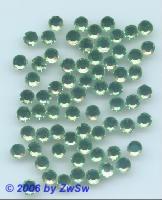 Strassstein 1 Stück, Ø 3mm  (lindgrün)