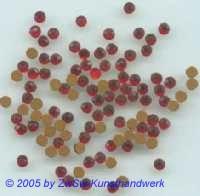 Strassstein 1 Stück, 2,5mm Ø (rot)