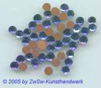 Strassstein 1 Stück, 3mm Ø (dunkelblau)