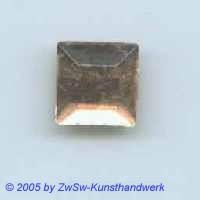 Strassstein 1 Stück, 12mm x 12mm (rosé)