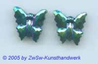 1 Strassstein in Schmetterlingsform (skarabäus)